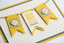 Cards Banners / by Donna Curtis