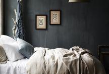 Charis White - Dark interiors