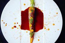 It's vegetarian haute cuisine