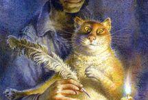 VLADIMIR RUMYANTSEV's Amazing Cats