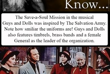 Did You Know? / by The Salvation Army New Jersey