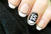 E. You Nailed It (Nail Color & Art)