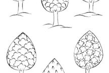 Bitki Çizimleri