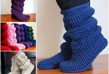 Si un jour je me remets au tricot...