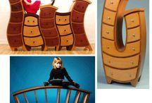 Dr Seuss furniture