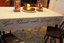 Thanksgiving / by Suzanne Edwards-Henderson