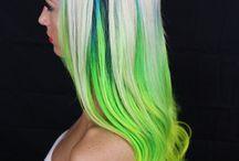 hair***