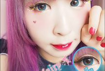 I.Fairy Puffy Series *New* / I.Fairy Puffy Violet for bigger more alluring eyes #ifairycon #ifairy #circlelens #icodi #colorlens #gyaru #ulzzang #eye #makeup #bigeyes #korean #celebrity #kpop #koreancelebrity #koreanproduct #parksihoo #choucream #cute #pretty #eyemakeup #doll #dollmakeup #kawaii #lolita #contactlens #colorcontactlens