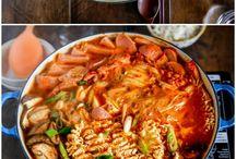 ♡kor/chi/jap/thai foods♡