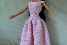 Maries barbie / Sy, strik og hækl til barbie
