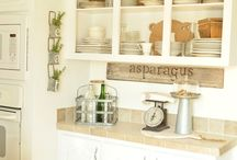 Kitchen updates / by Erika Brendle