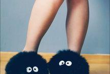 Slippers & pijamas