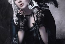 New interest! Gothic as goth can be <3