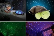 Turtle Night Light Lamp