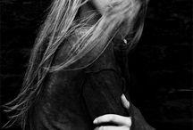 Black  &White / Moodboard