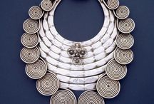 Jewelry / My own and other's jewelry craft / by Jan-Peter van Wermeskerken