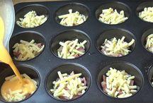 Muffii salati
