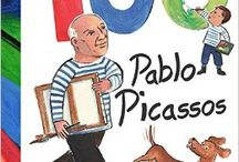 100 Pablo Picassos / Pablo Picasso is one of the most celebrated artists in the world, and this amusing book shows his life in a remarkably original way.