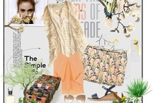 Polyvore / by Mei Vintage
