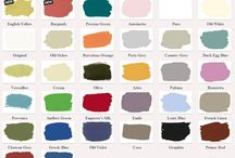 Annie Sloan Love / For the love of Annie Sloan paint - making revamping your furniture that much easier - and quicker !!