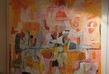 Abstrakt / Abstrakt abstract art kunst abstract painting