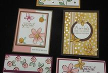 Garden in Bloom Stampin' Up / Stampin' Up