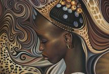 Afrikaanse kunst