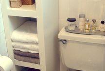 Bathroom Ideas / by Erin Sauer