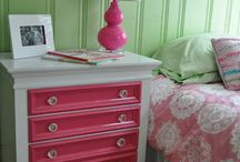 Girls Rooms / by Dawne Pace