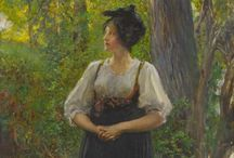 Spring / Here at RAMM we're celebrating all 4 seasons in fine art from our collections.