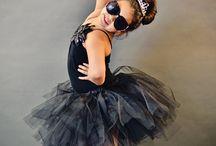 Little black dress - kids