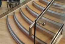 Stair Nosings Retail / Bespoke curved edges and the premium Quicksilver chrome effect finish at an affordable price will give an impressive results for Retail projects. Secret fixing options mean easier maintenance and Equality Act compliance is addressed by a range of safety focussed Stair Nosings.