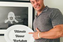 The Ultimate Dinner Workshop!