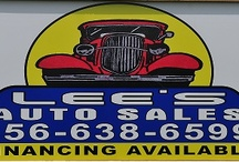 LEE'S AUTO SALES- SYLVANIA, AL / by Infinity Marketing Services