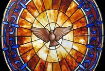 glass painting, stained glass-üvegfestés, ólomüveg