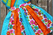 crochet girl clothes