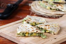 Quesadillas / by Erika Morris