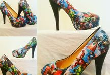 Comic Con Wedding Ideas / Designing a wedding with costumes, super heroes and nerdy elements!