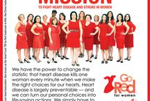 Go Red for Women / Information and more to help you Go Red for Women!