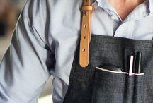 staff / Personel kıyafeti için alternatifler