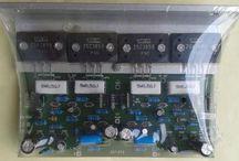 GSX102 Power Stereo BTL350w HeatSink siku L Silver