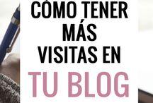 Marketing y Ventas | Blog / Consejos para tener un blog de éxito para tu empresa y tu negocio | Blogging para principiantes, blogging para empresas, herramientas para blogging, recursos para blogging, blogging y bloggers