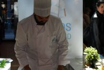 Campaña Bocados de Salud / Jornadas de alimentación sana. Laboratorios Bayer nos acerca alimentos que nos ayudan a prevenir el cáncer colorectal.