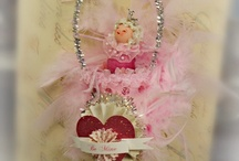 Valentines / Beautiful Valentine's Day ideas, crafts and decor.