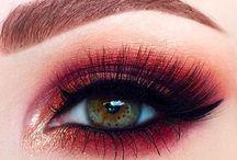 Smokey eye color