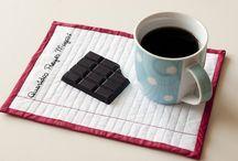 Mug rugs / by Jennifer Lynn