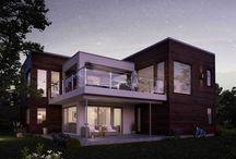 stilige hus