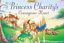 The Princess Parable Series! / The best-selling series, coloring books and more!