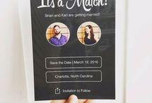 hääkutsut // wedding invitations