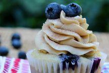 Sweet yummy treats! / Cakes, muffins, desserts